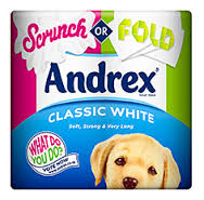 Andrex pack
