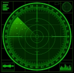 radar screen image